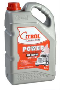 Citrol Power 15W40