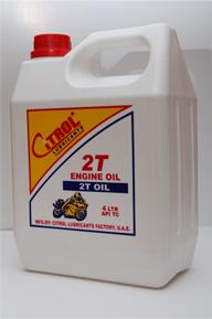 2T Engine Oil